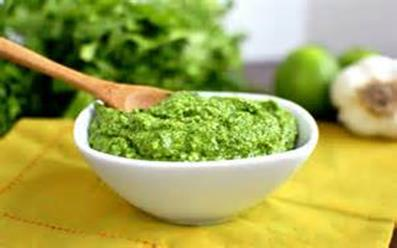 Cleansing-Cilantro-Oregano-Pesto