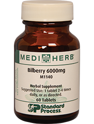 Bilberry 6000mg