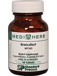 Broncafect - 40 Tablets (M1165)
