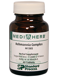 Rehmannia Complex - 40 Tablets (M1385)