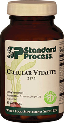 Cellular Vitality - 90 Capsules (2173)