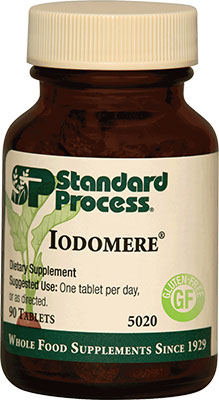 Iodomere - 90 Tablets (5020)