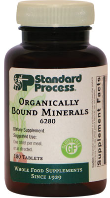Organically Bound Minerals