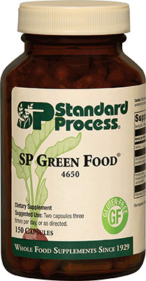 SP Green Food