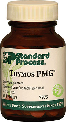 Thymus PMG - 90 Tablets (7975)