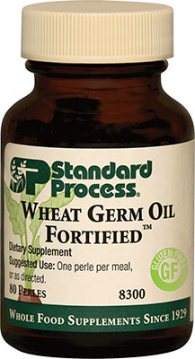 Wheat Germ Oil Fortified