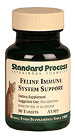 Feline Immune System Support - 90 Tablets (A5305)